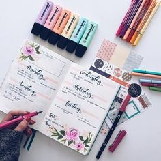 nice bujo and stationery! Jordan Lambert - ENTERTAINMENT - nice bujo and stationery! Jordan Lambert # beautiful # stationery Informations Abo - Bullet Journal Inspo, Bullet Journal 2019, Bullet Journal Spread, Bullet Journal Layout, My Journal, Bullet Journal Travel, Bellet Journal, Kalender Design, Creations