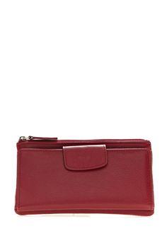 Colorado - red credit card purse