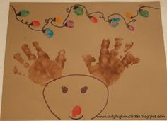 Ladybugs and Lattes: 3 Christmas Crafts for Toddlers