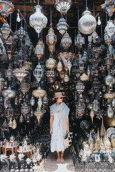 | Shopping in the Souks of Marrakech, Morocco | http://www.theloveassembly.com
