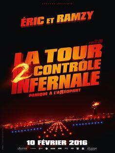 La Tour 2 Contrôle Infernale est un film de Eric Judor avec Eric Judor, Ramzy Bedia. Synopsis : Juin 1981.Ernest Krakenkrick et Bachir Bouzouk sont deux brillants pilotes de l'arméefrançaise. Suite à une malenco