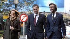 Arantza Quiroga y Alfonso Alonso, favoritos para suceder a Basagoiti