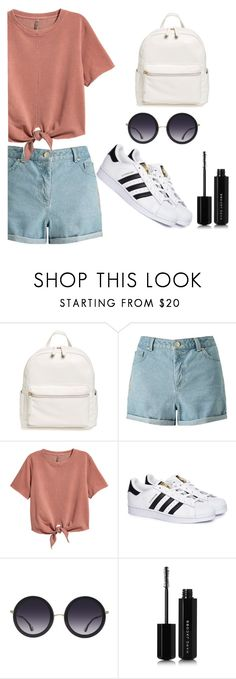 """Untitled #425"" by juanita200321 on Polyvore featuring BP., Miss Selfridge, adidas, Alice + Olivia and Marc Jacobs"