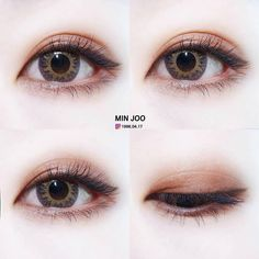 Korean Eye Makeup Idea I Pin By Aki Warinda