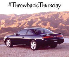 #TBT: 1995 Nissan 240SX SE