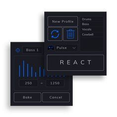 FreqReact for After Effects