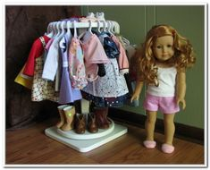 American Girl Doll Clothes Storage - Clothes Storage : Best Storage Ideas #%hash%
