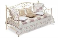 Кровать-диван «Джейн» 90*200 см, Античный белый
