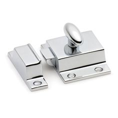 Cliffside Industries ZTCL-PC Zinc Latch in Polished Chrome