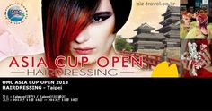 OMC ASIA CUP OPEN 2013 HAIRDRESSING - Taipei