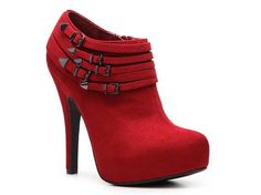 G by Guess Lazer Bootie | DSW $65