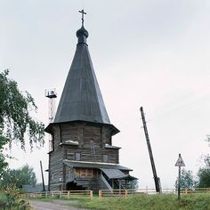 The lost churches of Russia