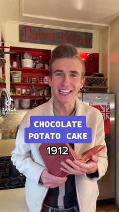 Cooking Humor, Food Humor, Fun Baking Recipes, Cooking Recipes, Dessert Recipes, Chocolate Potato Cake, Potato Candy, Crazy Funny Videos, Funny Laugh