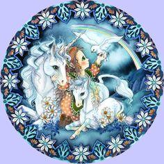 """""""Rainbow to Ride"""" par Jody Bergsma"""