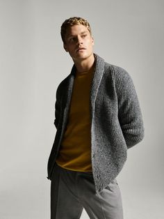 Cashmere, Lana, Men Sweater, Sweaters, Outfits, Natural, Fashion, Spring Summer 2018, Fall Winter