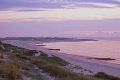 "Sylt: Watt am Ellenbogen/ coastline at the so called ""ellbow"""