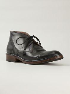 John Varvatos Fleetwood ankle boots