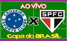 Assistir São Paulo x Cruzeiro ao vivo