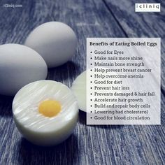 Benefits of Eating Boiled Boiled Egg Benefits, Health Benefits Of Eggs, Juicing Benefits, Health And Nutrition, Health And Wellness, Health Tips, Get Healthy, Healthy Snacks, Healthy Eating