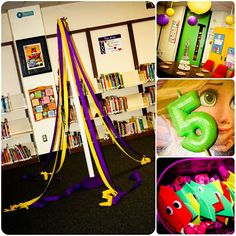 Another Rapunzel Birthday Party with lots of ideas
