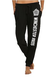 The only pajama pants you'll need, Supernatural fans.