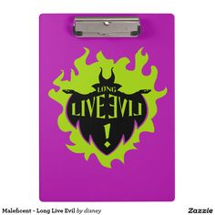 Maleficent - Long Live Evil Clipboard