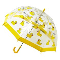 This brightly coloured Bugzz Duck design makes a perfect Kids Umbrella