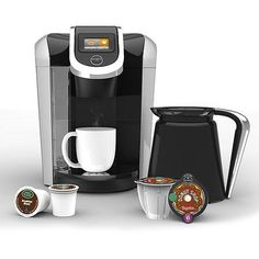 Keurig 2.0 K400 Coffee Brewing System with Carafe