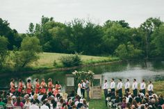 The Mullers » Wedding Photographers  great use of antique doors