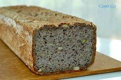 Ciast.Co: Chleb gryczany z ziarnami- idealny:) Raw Food Recipes, My Recipes, Gluten Free Recipes, Bread Recipes, Tasty, Yummy Food, Polish Recipes, Polish Food, Bread Baking