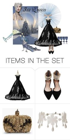 """""""Ice Queen"""" by plumsandhoneyvintage ❤ liked on Polyvore featuring art"""