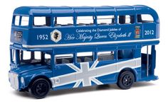 routemaster bus for jubilee