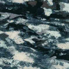 Viskosejersey m/Militärprint
