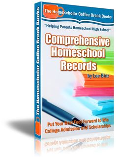 FREE #HomeScholar coffee break book to help you unlock the door to college admission and scholarship with comprehensive #homeschool records! (free 3/13-15 only) download here: http://budurl.com/KindleRecords
