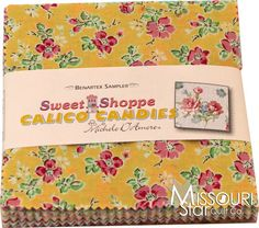 Calico Candies Charm Pack from Missouri Star Quilt Co. Have 2 maybe 3?