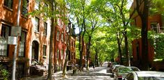 Most Beautiful Streets in NYC