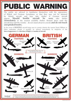 Aircraft Recognition: Would You Be Able to Identify World War II Planes