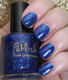 Pahlish Train Underwater | Be Happy and Buy Polish http://behappyandbuypolish.com/2015/05/26/pahlish-train-underwater-swatch-review/