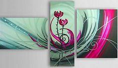 CUADROS MODERNOS ACRILICO 3 Piece Canvas Art, Diy Canvas, Canvas Wall Art, Abstract Styles, Abstract Art, Dinning Room Art, Encaustic Art, Art Abstrait, Diy Wall Art