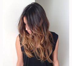 Косата ни харесва така: Balayage! Думата е френска, ефектът също