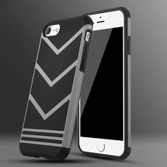 Black Panther inspired iPhone case / Gray #black #panther #blackpanther
