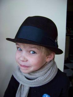 Childs Stetson Hat vintage by kvstyles on Etsy 2ea4a87a2039