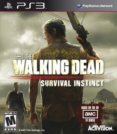 awesome New Games For Ps3 | The Walking Dead: Survival Instinct - Playstation 3