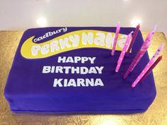Kiarna's 11th birthday cake