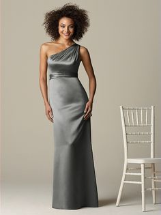 After Six Bridesmaid Style 6587 http://www.dessy.com/dresses/bridesmaid/6587/?color=platinum&colorid=64#.Ul2_bFDrw0w