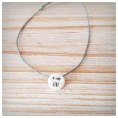 Lebe by penelop* Arrow Necklace, Mini, Silver, Jewelry, New Words, Handmade, Jewlery, Money, Jewels