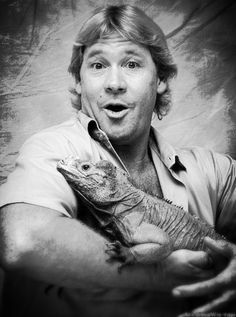 """Steve Irwin (2/ 22/1962 - 9/4/2006) Known as an Australian adventurer and animal advocate, the """"Crocodile Hunter"""" was  filming 'Ocean's Deadliest' an underwater documentary near Queensland, Australia when they came across an 8'-wide stingray; after filming it for a while, it started stabbing Irwin wildly with its tail, """"hundreds of strikes within a few seconds."""" Despite efforts to save him, Irwin died. In Lyons' interview with The Los Angeles His last words were """"I'm dying."""""""