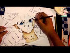Speed Color Yusei Fudo (coloring skin )
