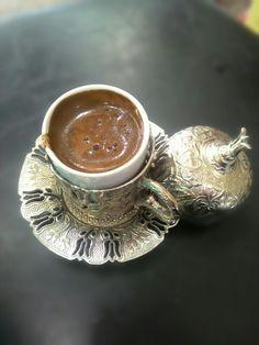 #turkish #coffee #osmanli ☕ Turkish Coffee