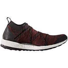 6188dc41b298 adidas Pure Boost X Shoes Shoe Women s Running 7.5 Tribe Orange-Black-Red